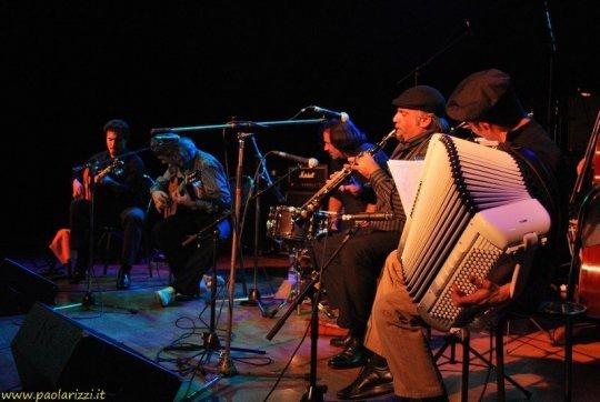 I Tabar Ensemble, Alcatraz, 26.11.08