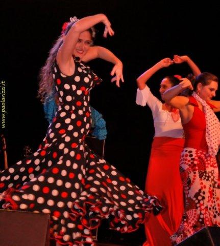 SOS Flamenco, Alcatraz, 26.11.08